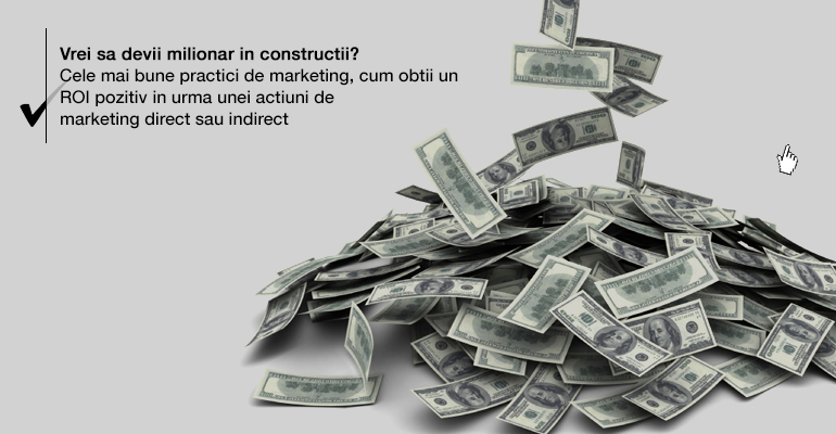 Marketing si vanzari in constructii
